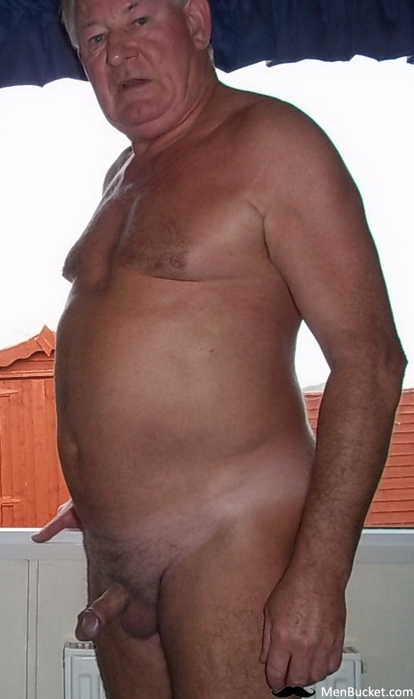 gay xxx old Chubby man