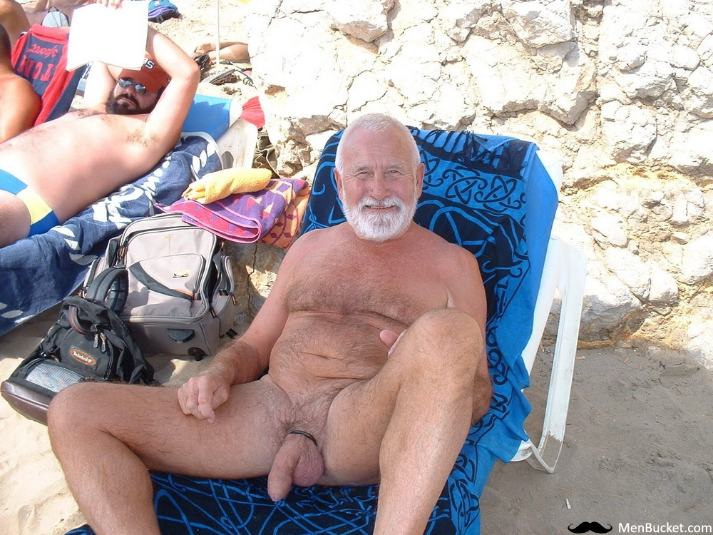 Gay sex with an older man