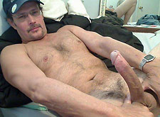 Big dick mature men