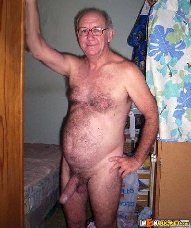 Nude old man gay gallery