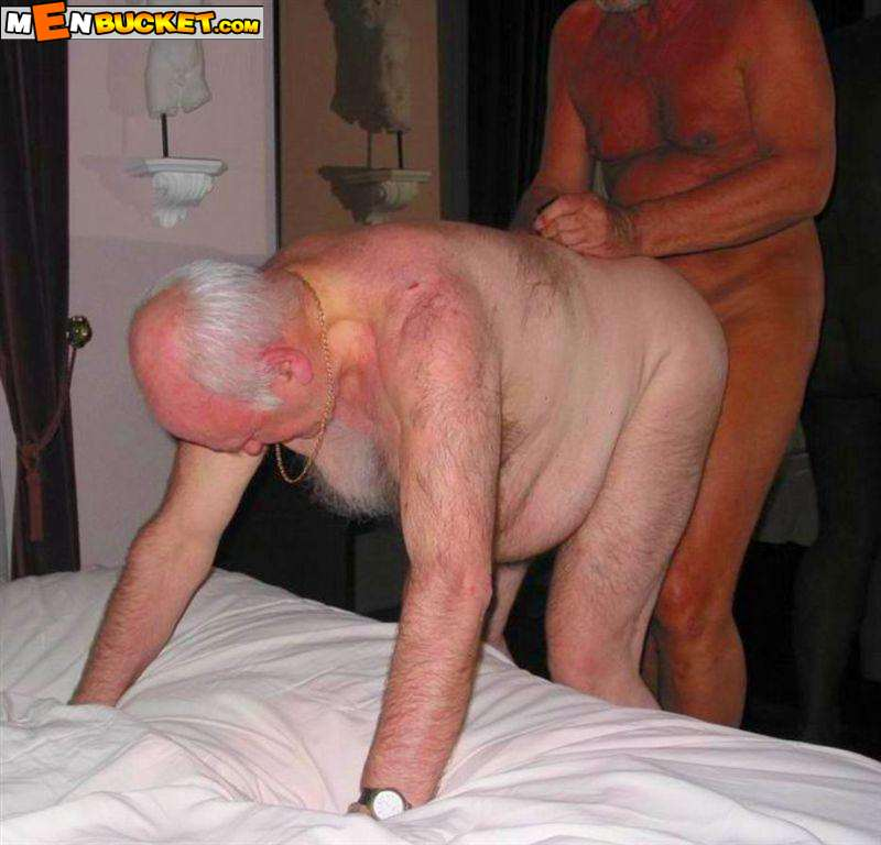 Gay sex with older guy