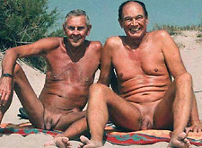 Old nude guys