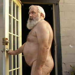 nude photos of old men