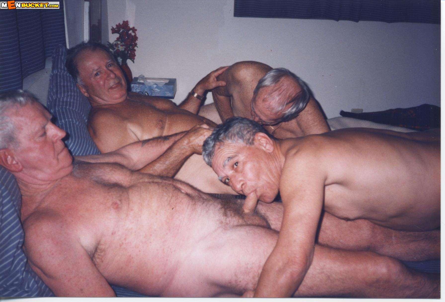 Old Gay Men Public Sex